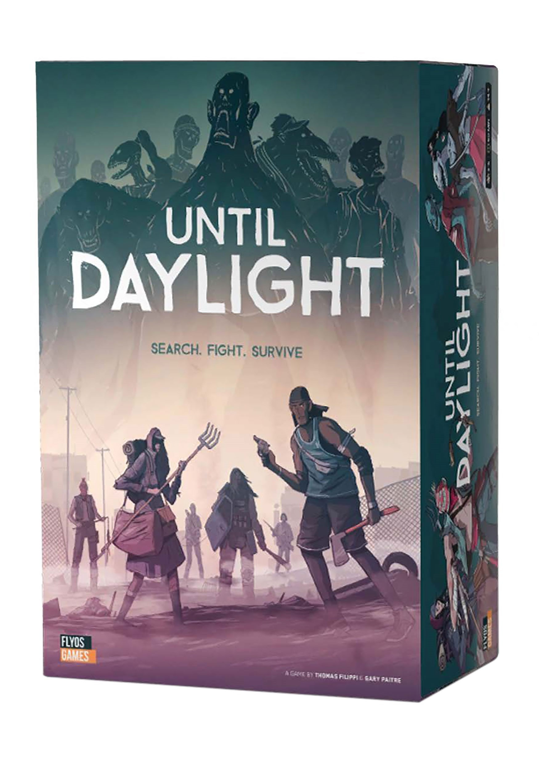 The Until Daylight Survival Card Game