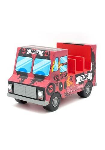 Deadpool Taco Truck Letter Holder