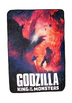 Godzilla: King of Monsters Throw Blanket