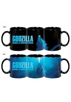 Godzilla Heat Reveal Mug