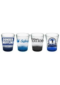 The Office Shot Glass Set