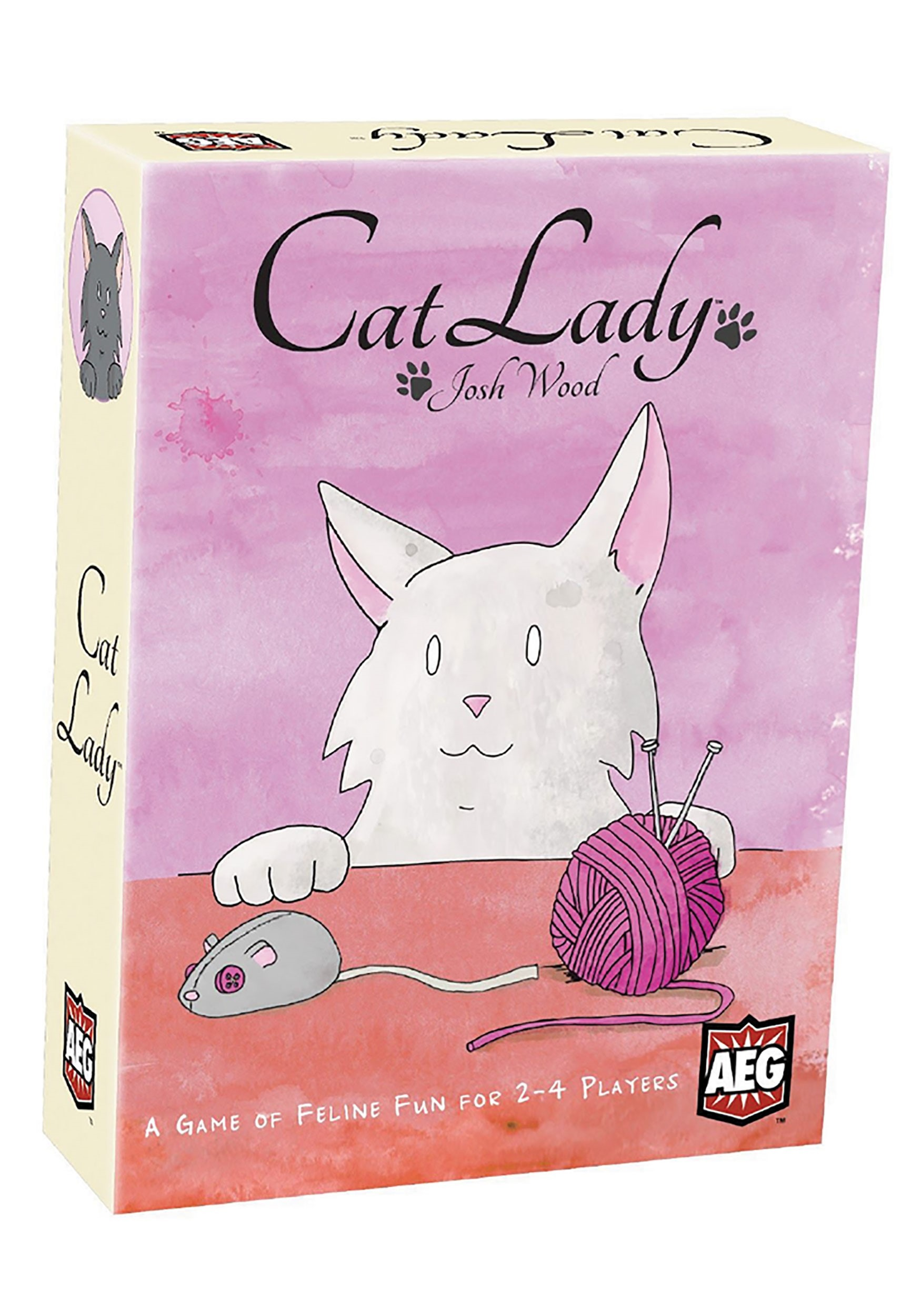 Cat Lady Card Game