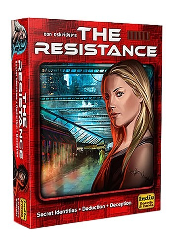 The Resistance Board Game 3rd Edition