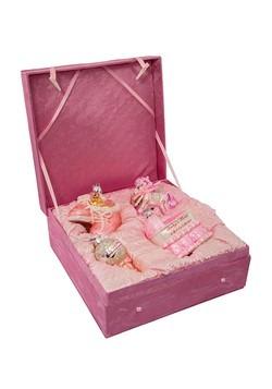 Noble Gems Glass Baby Girl Ornament 4pc Set