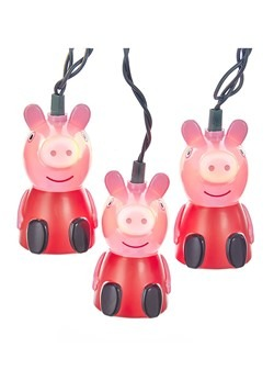 Peppa Pig 10 Light Set
