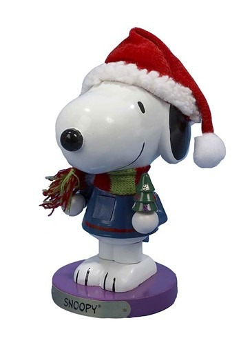 """10"""" Snoopy Nutcracker"""