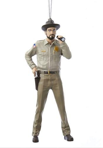 Stranger Things Sheriff Hopper Ornament