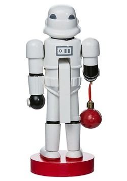 "Stormtrooper 10"" Nutcracker Alt 1"