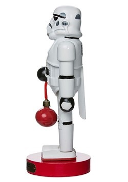 "Stormtrooper 10"" Nutcracker Alt 2"