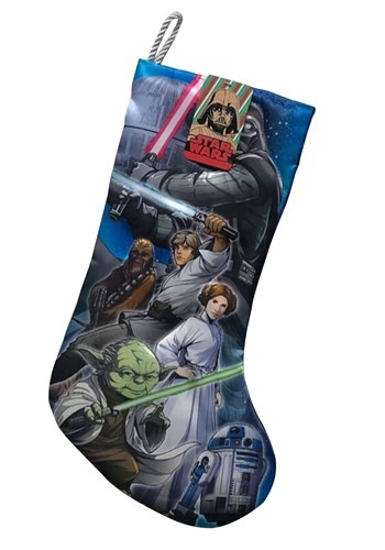 Star Wars Classic Printed Stocking