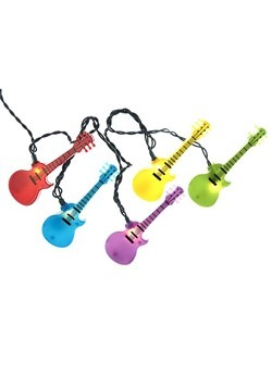 10 Light Electric Guitar Light Set