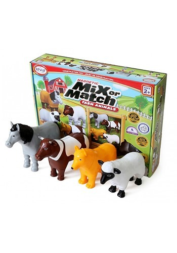 Mix or Match Animals Farm