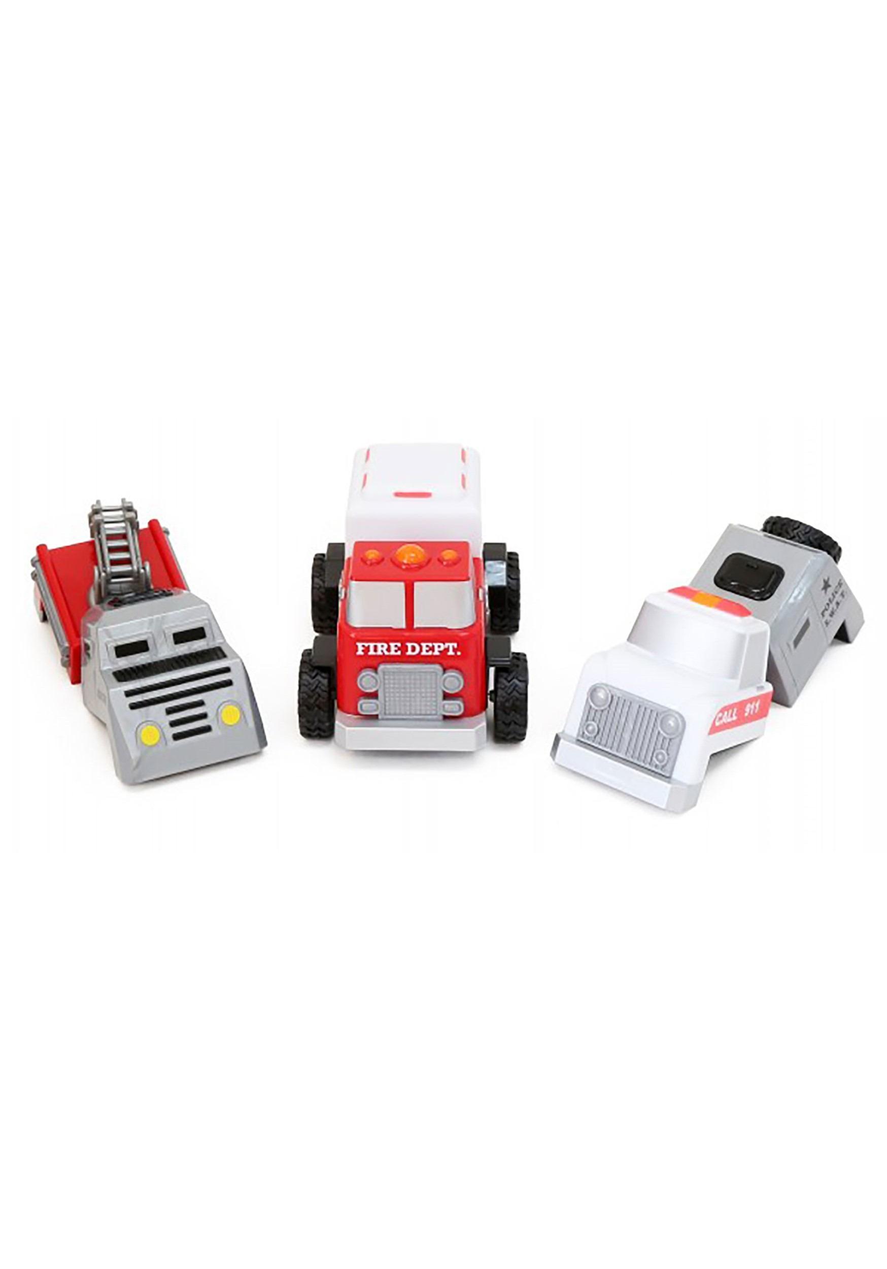 Build A Truck >> Build A Truck Fire Rescue