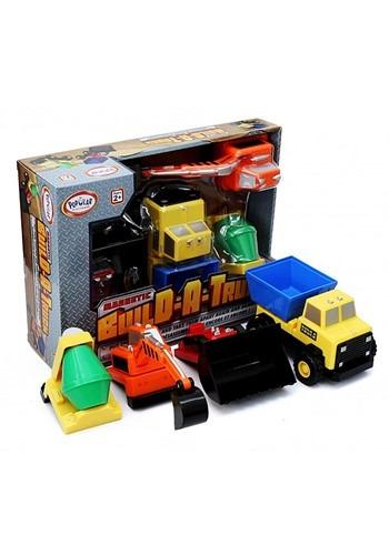 Build A Truck Contruction