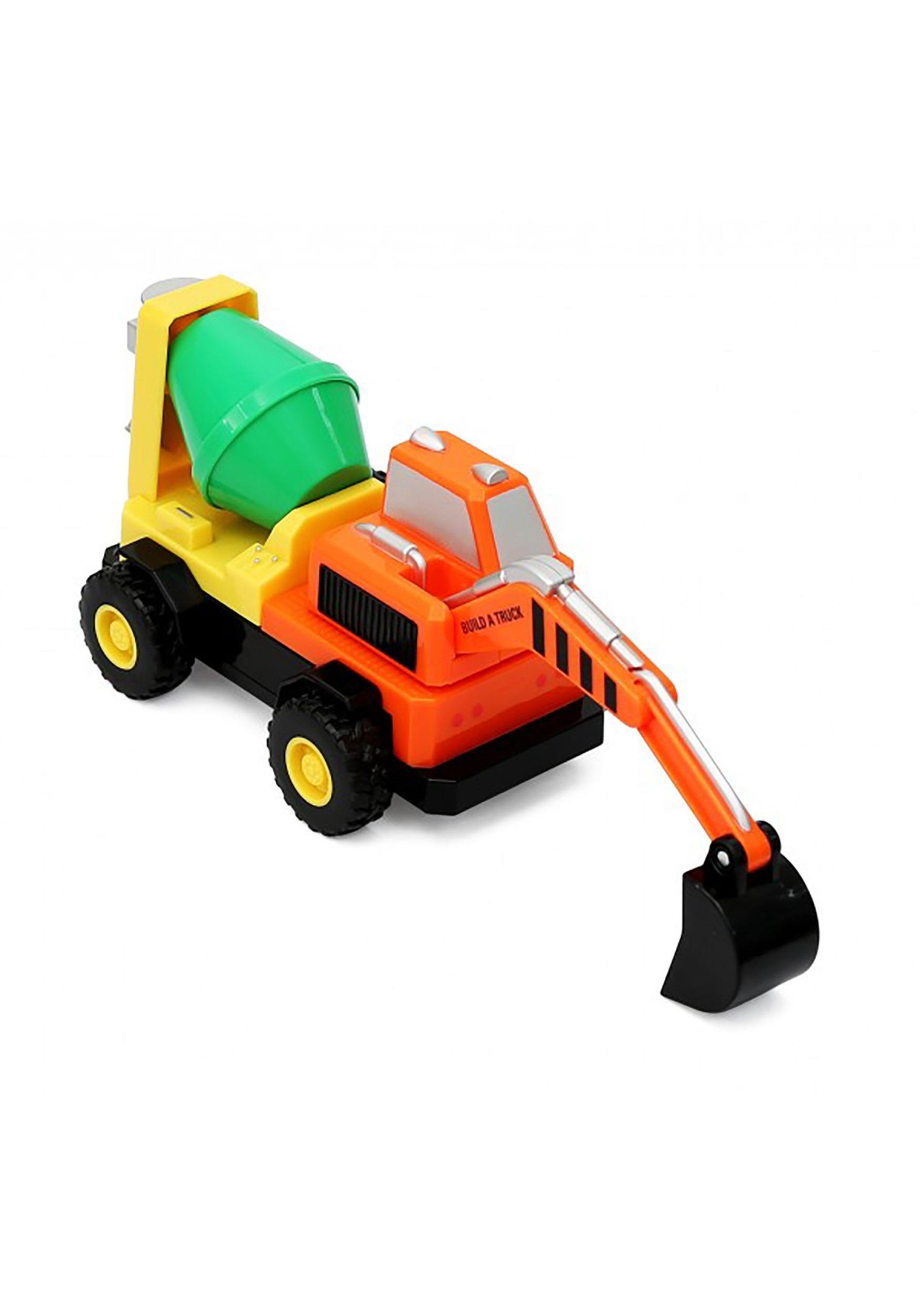 Build A Truck >> Build A Truck Construction