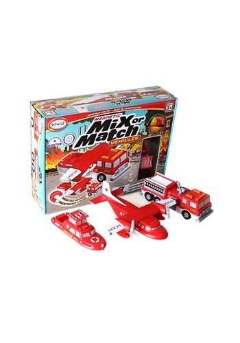 Mix or Match Vehicles Fire & Rescue