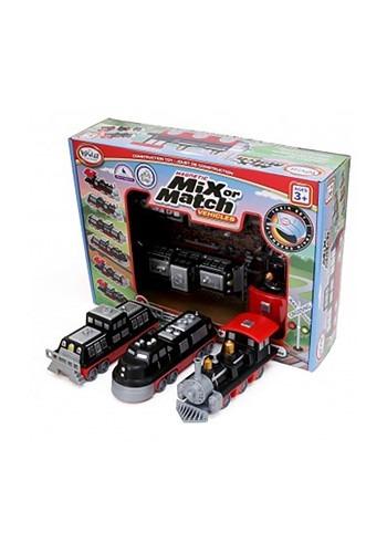 Mix or Match Vehicles Diesel Train