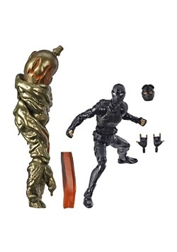 Marvel Legends Spider-Man Far From Home Black Suit Action Fi