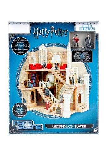 Harry Potter Nano Scene Tower Playset