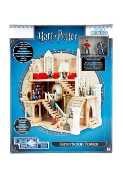Harry Potter Nano Scene Tower Playset