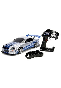 Fast & the Furious Nissan R34 1:10 Scale R/C Alt 1