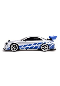 Fast & the Furious Nissan R34 1:10 Scale R/C Alt 3