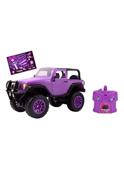 '14 Jeep Wrangler 1:16 Girlmazing R/C