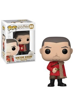 Pop! Harry Potter S7: Viktor Krum (Yule Ball)