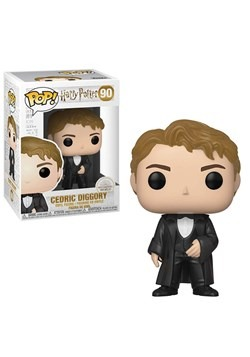 Pop! Harry Potter S7: Cedric Diggory (Yule Ball) upd