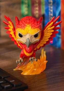 Pop! Harry Potter S7: Fawkes upd