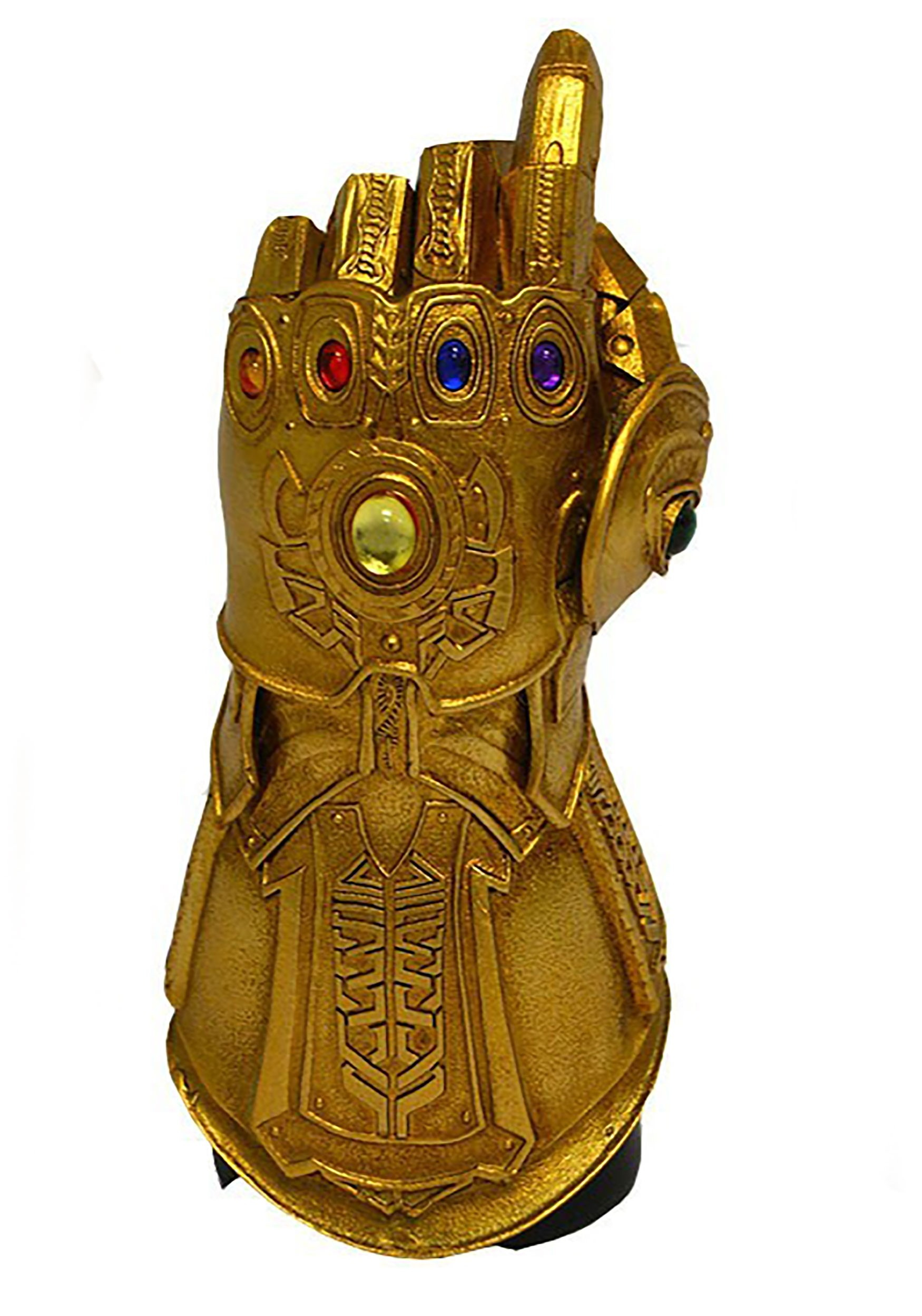 2019 Thanos Infinity Gauntlet Snap SDCC PX Desk Monument