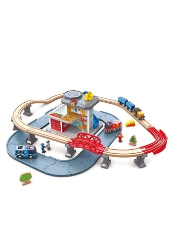 Green Roads Emergency Services HQ Track