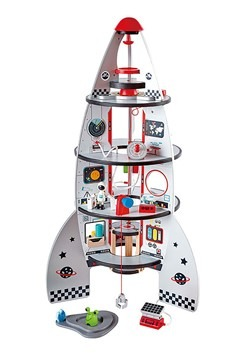 Four Stage Rocket Ship Playset