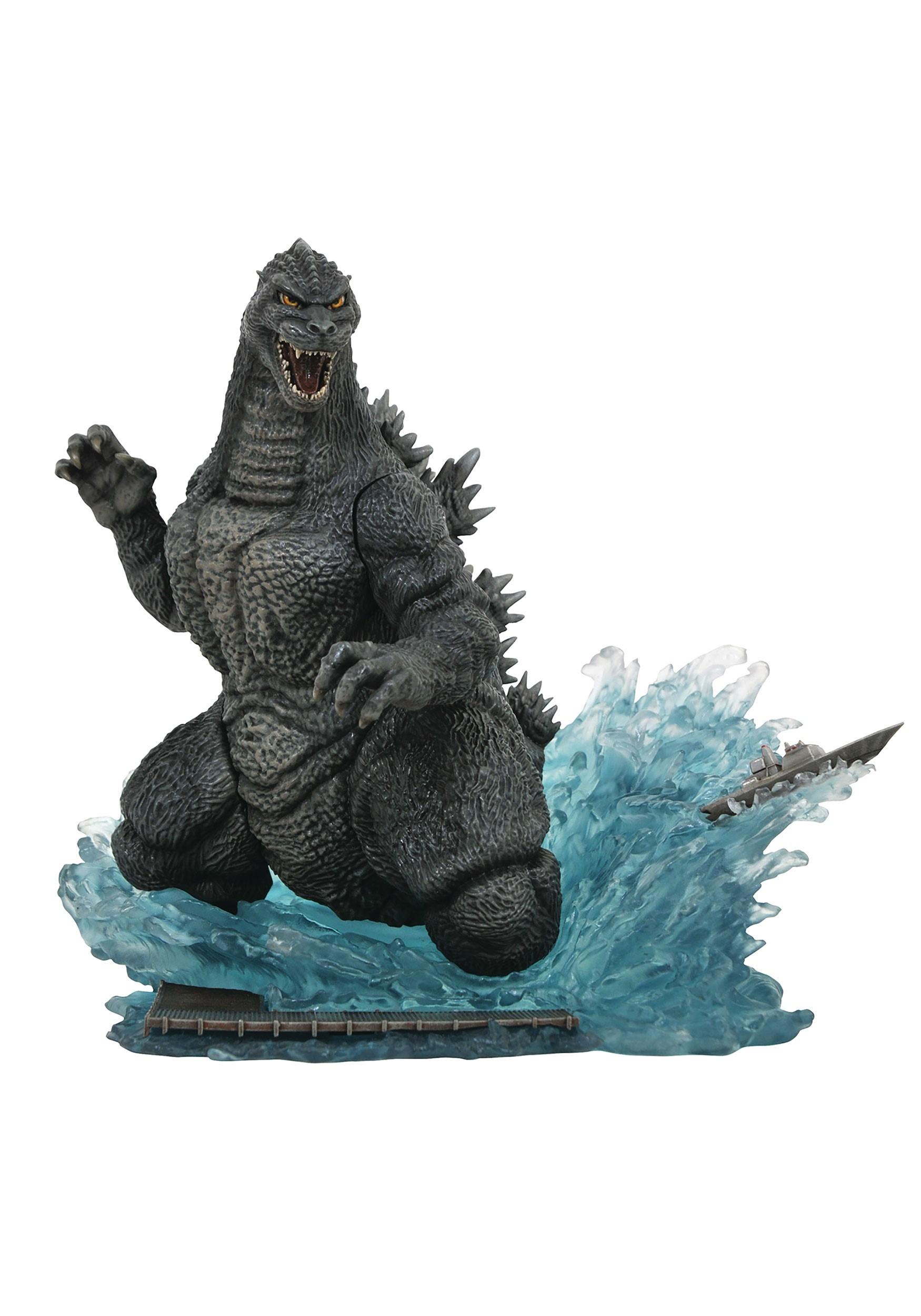 Godzilla_Gallery_1991_DLX_Godzilla_PVC_Figure