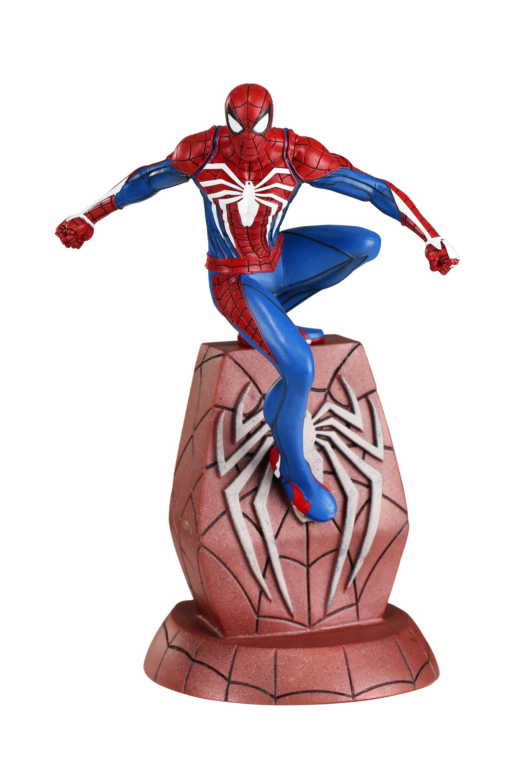 Spider-Man Marvel Gallery PS4 PVC Figure