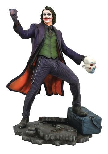 DC Gallery Batman Dark Knight Movie Joker PVC Figure
