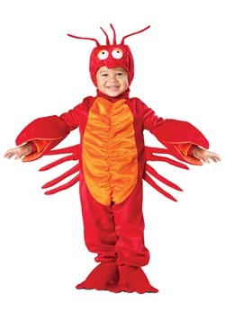 Lil Lobster Toddler Costume
