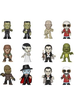 Mystery Mini: Universal Monsters