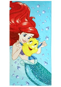 LM PRINCESS ARIEL BEACH TOWEL