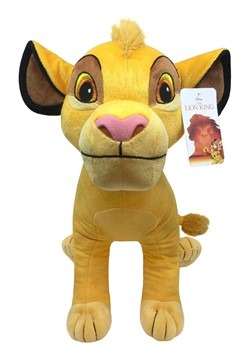 LION KING SIMBA PILLOWBUDDY