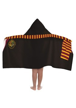 HARRY POTTER GREAT HALL HOODED TOWEL