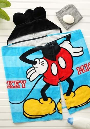 Mickey Standard Hooded Towel1