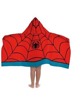 SPIDERMAN HOODED TOWEL 1