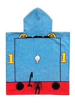 Thomas the Tank Engine Hooded Towel Poncho alt1