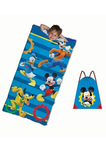 MICKEY MOUSE CLUB HOUSE GET GOING SLUMBER SACK