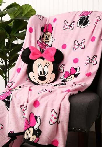 Minnie Nogginz & Blanket Set Upd 1