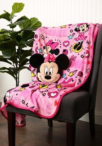 Minnie Nogginz Set & Travel Blanket Upd 1
