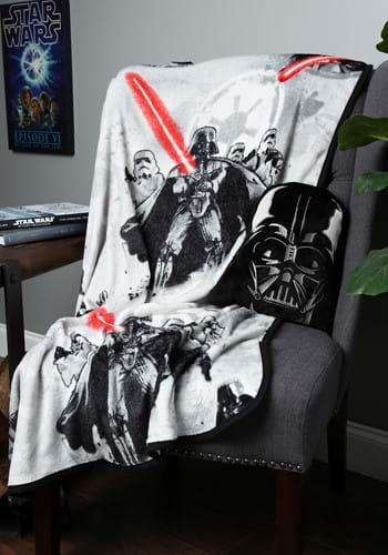 Star Wars Vader/Troop Nogginz & Blanket