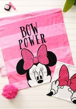 MINNIE MOUSE BATH/WASH SET Upd