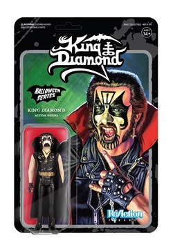King Diamond Reaction Figure
